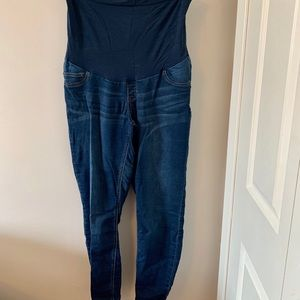 Plus size Maternity Skinny Jeans